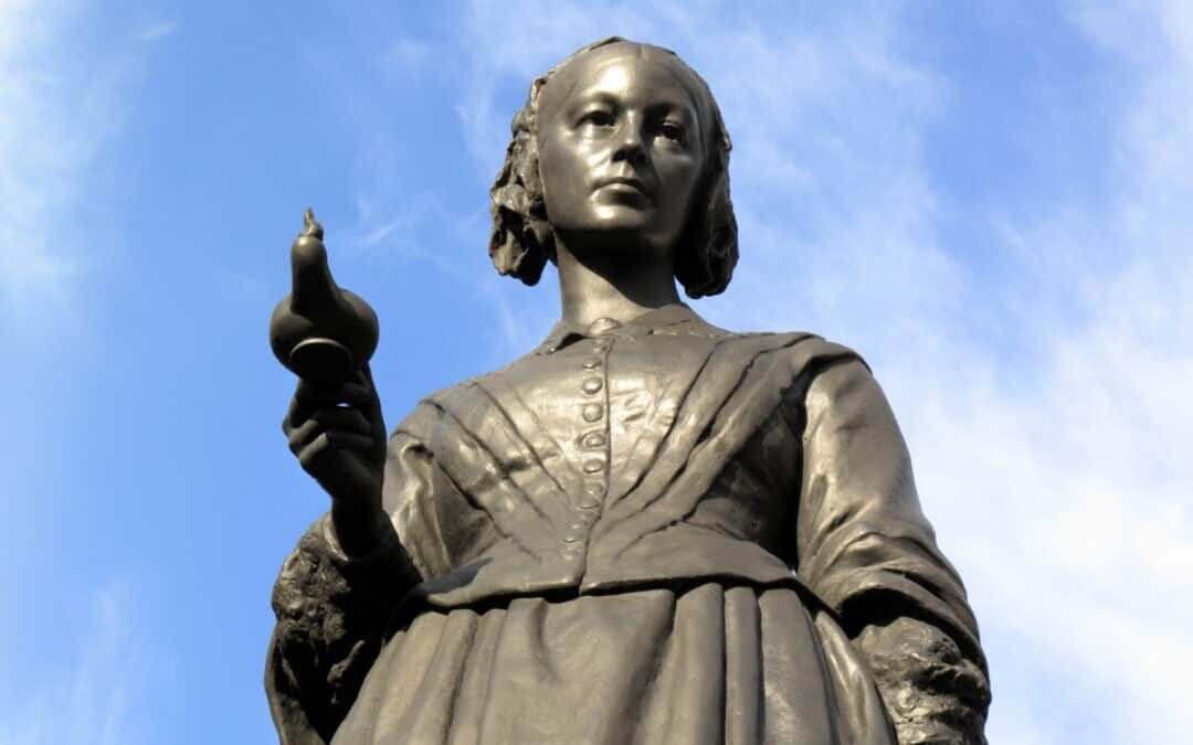 Florence Nightingale – stop dig selv